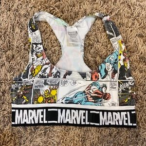 Marvel Lounge Sports bra
